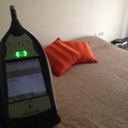 mesurament de nivells sonors